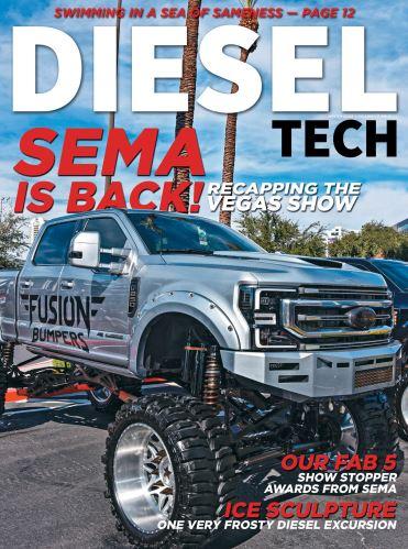 Diesel Tech Magazine